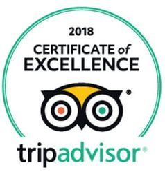 TripAdvisor 2018 Certificate of Excellence for Guilin Photography TourPicture
